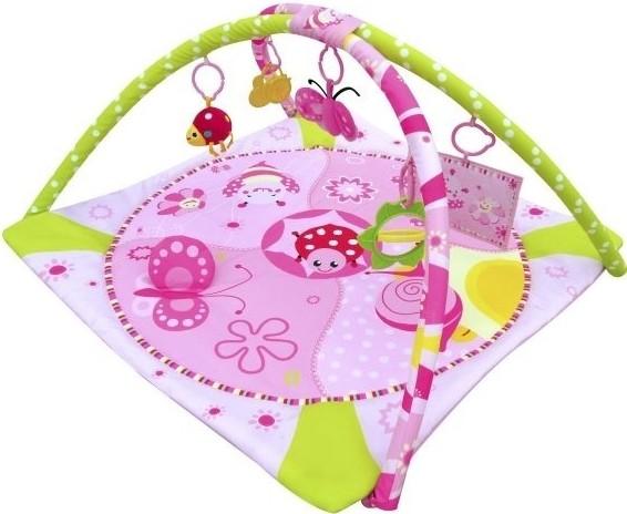 Купить BALIO Коврик детский, развивающий [PВ-04], 100% полиэстер, Развивающие коврики для малышей