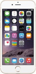 Смартфон Apple iPhone 6 Gold 32Gb MQ3E2RU/A