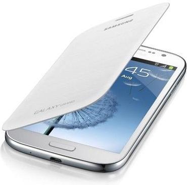 Чехол Samsung для i9082, White EF-FI908BWEGRU фото