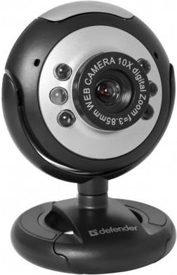 Веб-камера Defender C-110 Black 63110