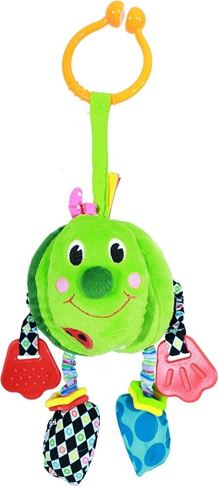 Купить BIBA TOYS Игрушка-подвеска ЗАБАВНЫЙ АРБУЗИК, 15x24 см, [DS998], Подвески для малышей
