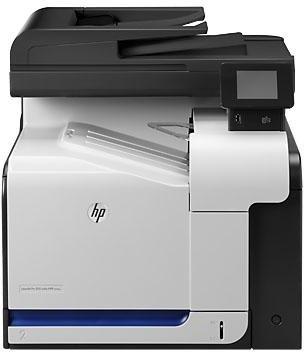 Цветное лазерное МФУ HP LaserJet Pro 500 color MFP M570dw (CZ272A) LaserJet Ent 500 Color M570dw