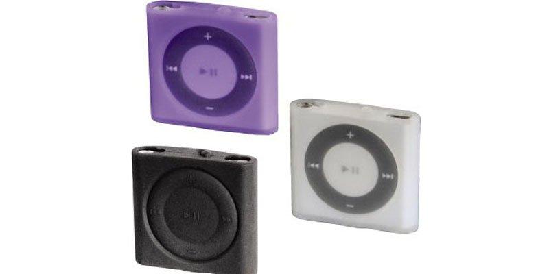 Набор футляров Hama H-13291 Sport Case для iPod shuffle 4G
