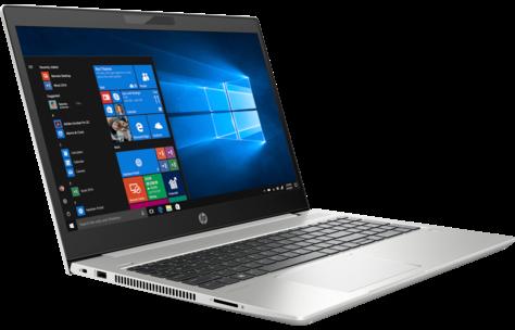Ноутбук HP Probook 450 G6 (5PP80EA) Серебристый фото