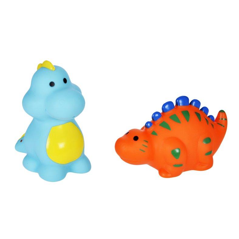 Купить ЖИРАФИКИ Набор для купания Динозаврики [681274], Жирафики, ПВХ, Россия, Детские игрушки для ванной