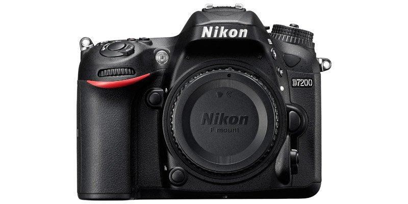 Цифровая фотокамера Nikon D7200 Body