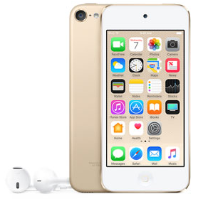 Плеер Apple iPod touch 6 128Gb Gold MKWM2RU/A