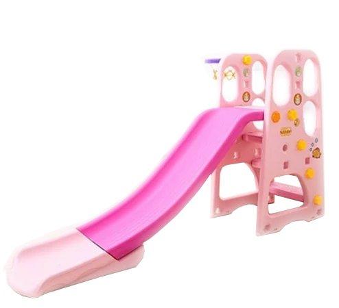 Preschool JCB2-1 розовый, Детская горка Preschool (JCB2-1) розовый, Розовый, Китай, Игровые и спортивные комплексы и горки  - купить со скидкой
