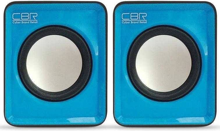 Колонки CBR CMS-90 Blue