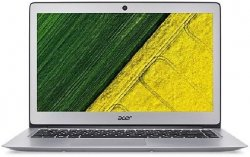 Ноутбук Acer Swift 3 SF313-51-58DV (NX.H3YER.001) Серебристый