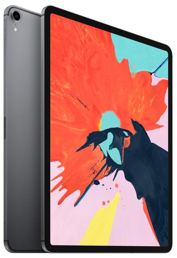 Купить Планшет Apple iPad Pro 12.9 64Gb Wi-Fi + Cellular (MTHJ2RU/A) Space Grey, серый, Китай
