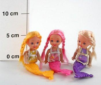 Купить ZHORYA Набор кукол Русалки [Д26717], пластик, Текстиль, винил, Для девочек, Китай, Куклы и пупсы