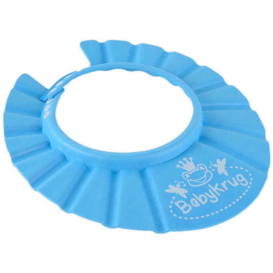 Купить BABY-KRUG Козырек для купания Голубой, Китай, Принадлежности для купания малыша