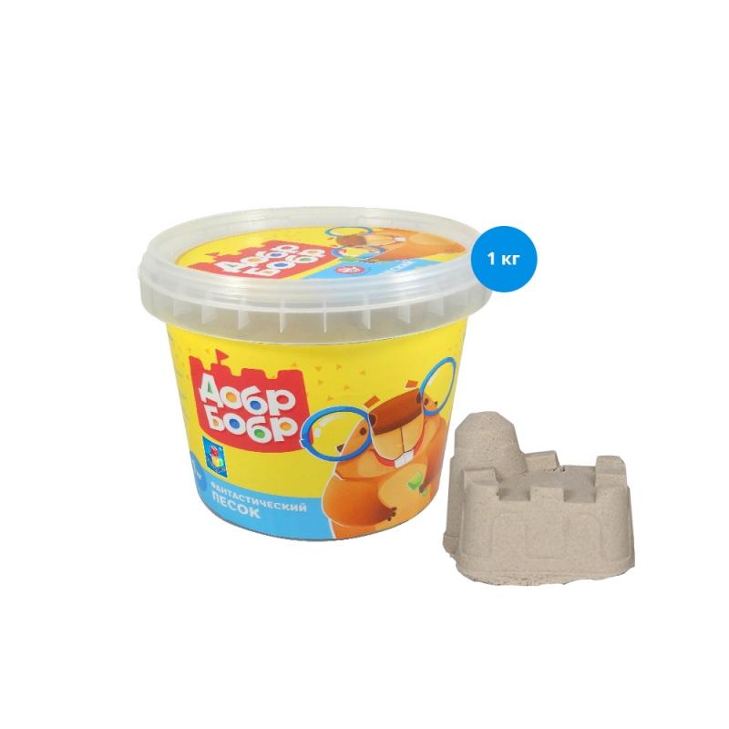 1 TOY Фантастический песок, Классический 1 кг [Т10261]