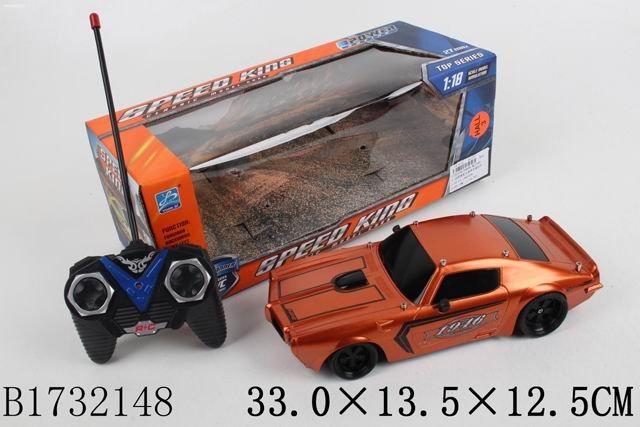 Купить SHANTOU Машинка на радиоуправлении, [1732148], пластик, Игрушки на радиоуправлении