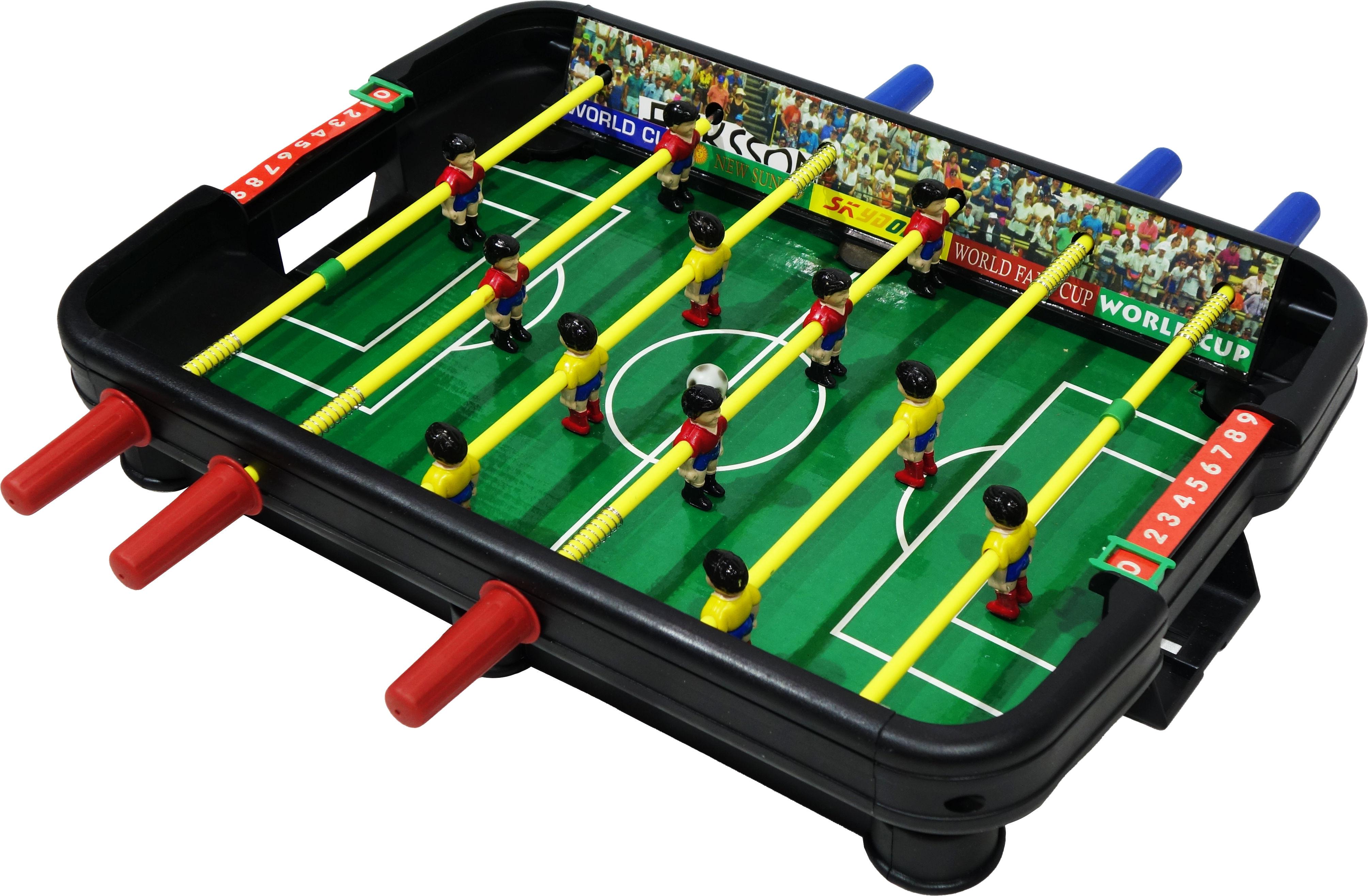 Купить Настольный футбол кикер (2971-3), Многоцветный, Китай, Настольный футбол, хоккей, бильярд