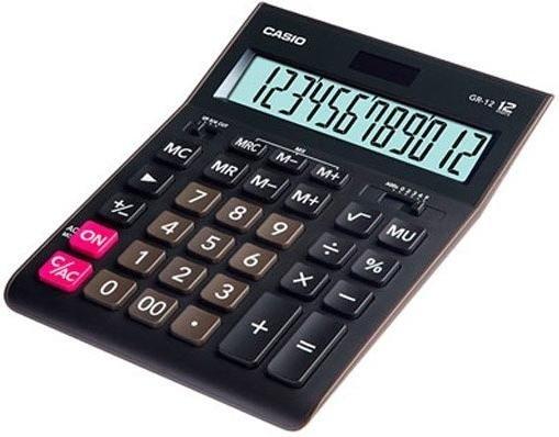 Калькулятор настольный Casio GR-12