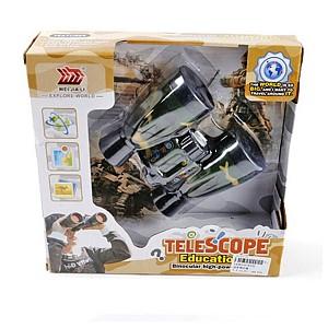 Купить НАША ИГРУШКА Детский бинокль Telescope [8335], Наша игрушка, пластик, металл, стекло, Наборы полицейского и шпиона
