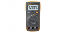 Мультиметр Fluke FLUKE-107 ERTA Orange