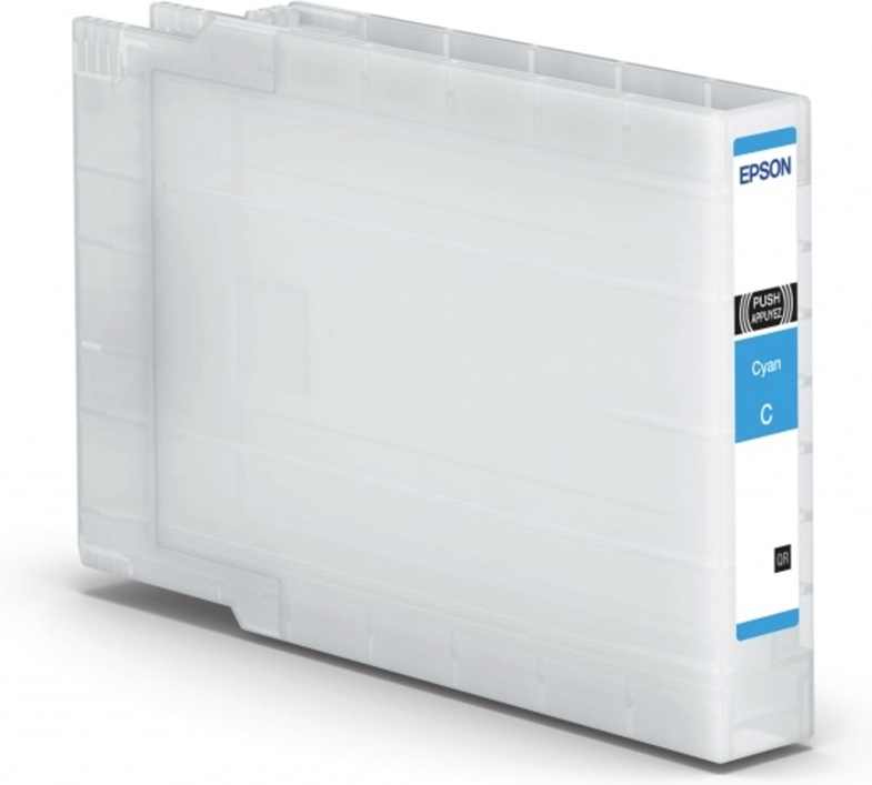 Струйный картридж Epson T9072 Cyan (C13T907240), Сyan (Голубой), Китай  - купить со скидкой