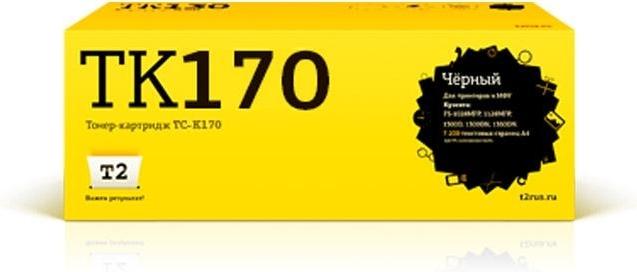 Купить Тонер-картридж T2 TC-K170 (TC-K170) Black, Black (Черный), Китай
