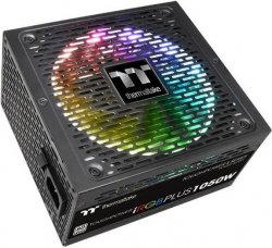 Блок питания 1050W Thermaltake Toughpower iRGB PLUS Platinum (PS-TPI-1050F2FDPE-1)