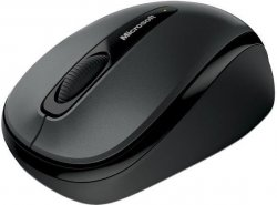 Беспроводная мышь Microsoft Wireless Mobile Mouse 3500 Black (GMF-00292)