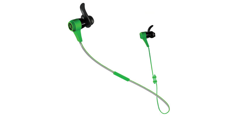Наушники JBL Synchros Reflect BT Sport Green