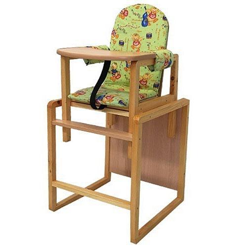 Купить 12357252, ВИЛТ Стул-стол для кормления Бутуз салатовый [СТД0207], Стульчики для кормления малышей