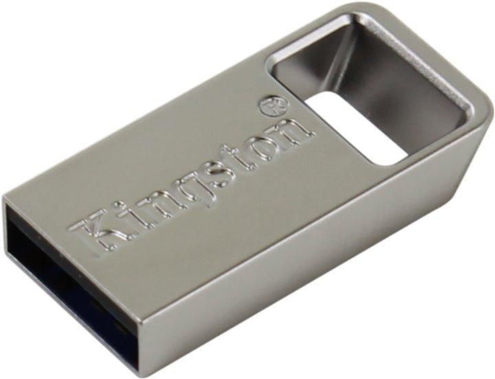 USB Flash накопитель 16Gb Kingston DataTraveler Micro 3.1 (DTMC3/16GB)