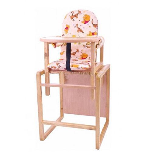Купить 12348960, ВИЛТ Стул-стол для кормления Бутуз розовый [СТД0206], Стульчики для кормления малышей