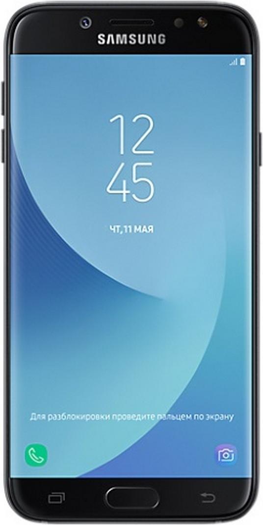 Смартфон Samsung Galaxy J7 (2017) (SM-J730FM) Black