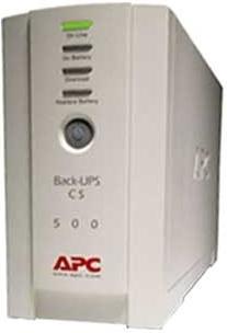 Источник бесперебойного питания APC BK500EI Back CS 500VA фото