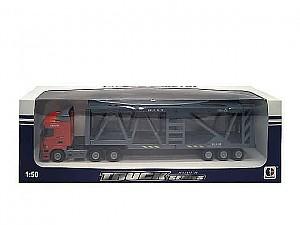Купить JUNFA TOYS Металлический автовоз [1806-1B], Металл, пластик, Китай, Игрушечные машинки и техника