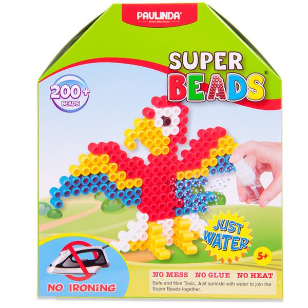 Купить PAULINDA Мозаика Попугай , более 200 деталей [150003], Мозаика для детей