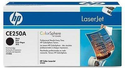 Купить Лазерный картридж HP 504А Black (CE250A), Black (Черный), Китай
