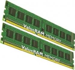 Оперативная память 16Gb DDR-III 1333MHz Kingston (KVR13N9K2/16) (2x8Gb KIT)