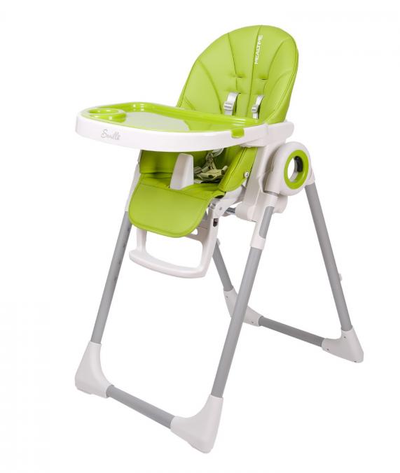 Купить Стул для кормления Sevilla Mealtime Q1 Beige (55 x 105 x 82 см) Зеленый, зеленый, Стульчики для кормления малышей