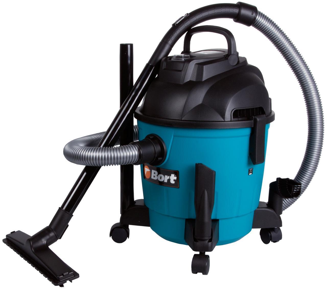 Строительный пылесос Bort BSS 1218