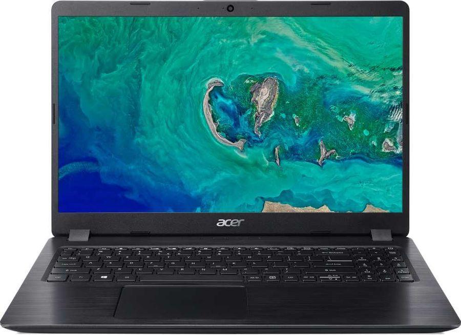 Ноутбук Acer Aspire 5 A515-53-538E (NX.H6FER.002) черный, Черный, Китай  - купить со скидкой