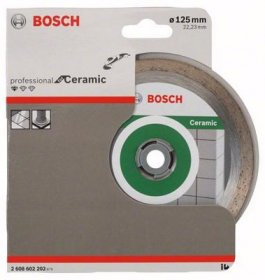 Алмазный диск Bosch Standard for Ceramic 125-22,23 2608602202