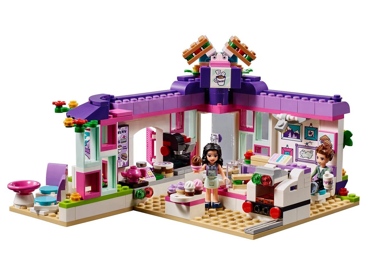 Лего френдс большие картинки
