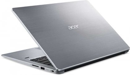 Ноутбук Acer Swift 3 SF314-58G-76KQ (NX.HPKER.005) серебристый