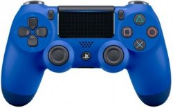 Геймпад Sony Dualshock 4 DS4 v2 Blue для Sony PlayStation 4