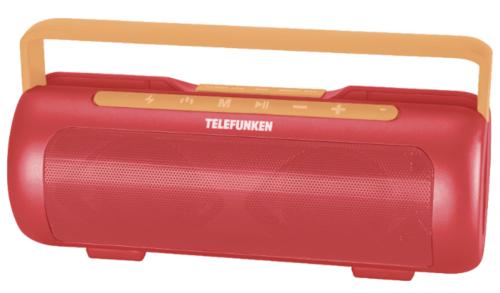Купить Портативная колонка TELEFUNKEN TF-PS1231B Red, Красный, Китай