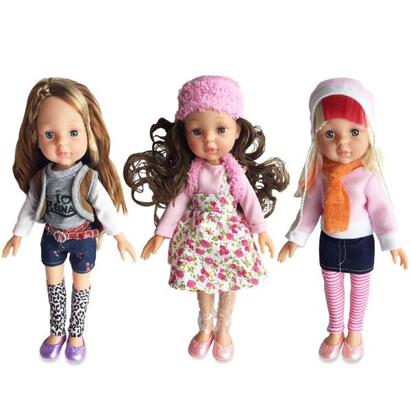 Купить ABTOYS Кукла Времена года (30, 5 см) [PT-00613(WJ-A9119)], в ассортименте, пластик, Текстиль, Для девочек, Куклы и пупсы