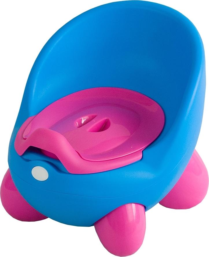 Купить PITUSO Детский горшок ЛУНОХОД Голубой BLUE 30x27x28, 5 см [8105], Горшки и детские сиденья на унитаз