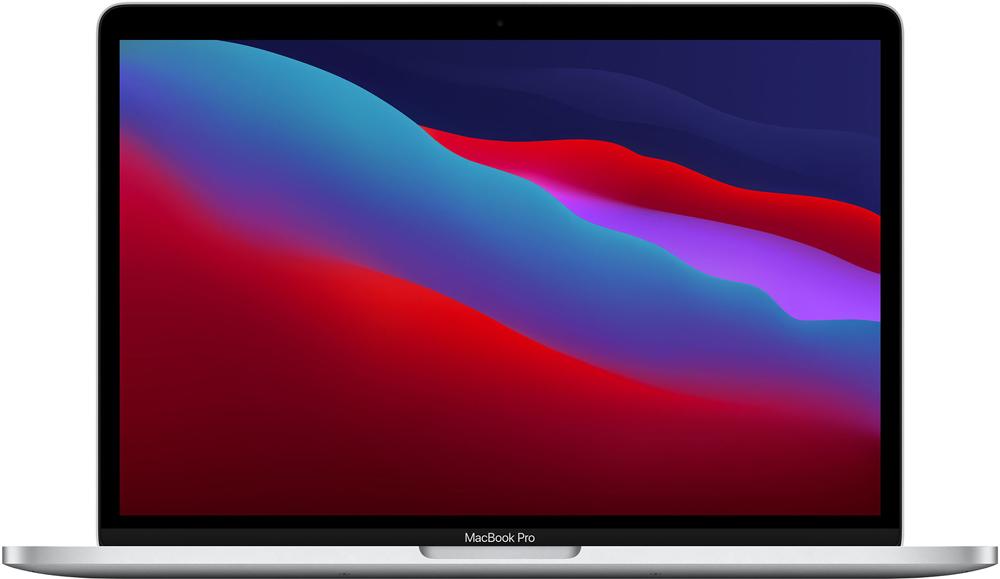 Ноутбук Apple MacBook Pro 13 (MYDA2RU/A) серебристый