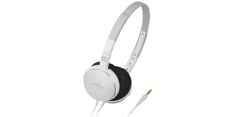 Наушники Audio-Technica ATH-ES55 WH White
