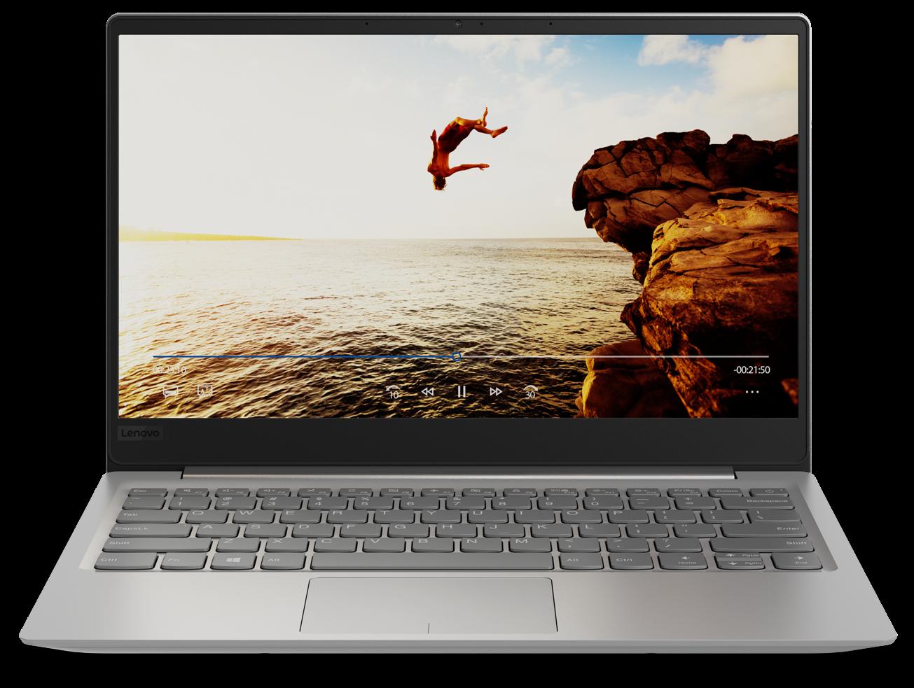 Ноутбук Lenovo IdeaPad 320S-13IKB (81AK009XRU) Grey